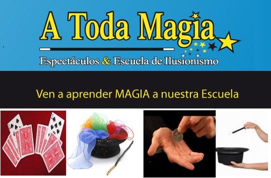 Cursos de Magia